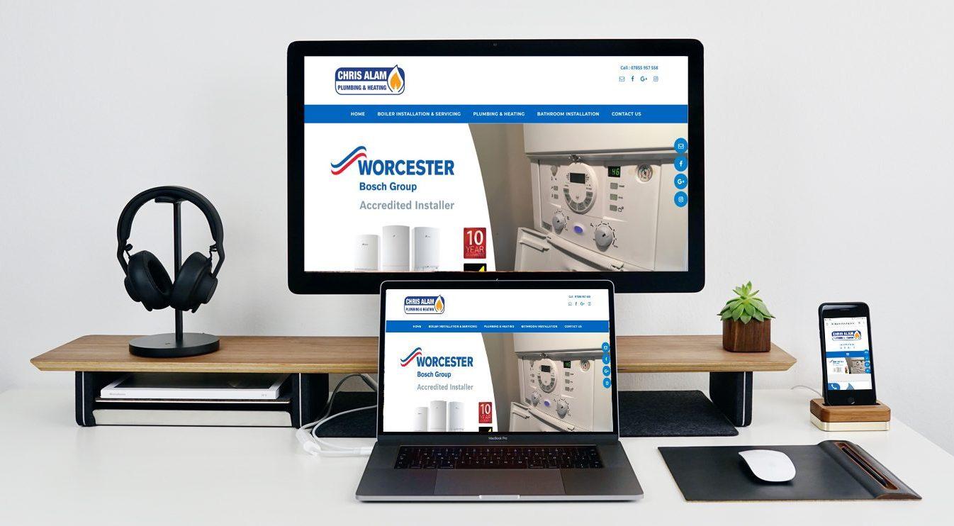 website leicester